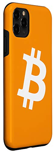 iPhone 11 Pro Bitcoin Logo Cryptocurrency Case