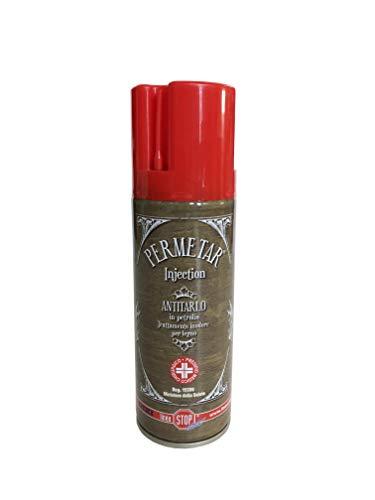 dixi Permetar Antitarlo 200ml, Legno, Marrone, 200 ml (Confezione da 1), 200 unità
