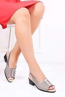 TARÇIN Hakiki Deri Günlük Kadın Ayakkabı TRC119-0027