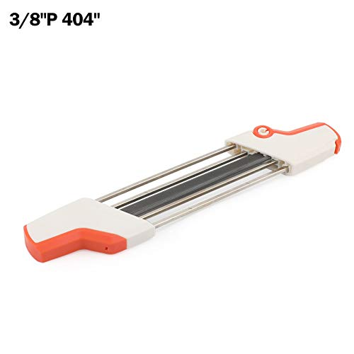 Frezon 2 IN 1 5.5mm Easy File Chainsaw Chainsaw Sharpener Tool For Stihl 7/32 3/8