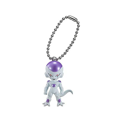 Dragon Ball UDM Burst 35 Mini Figure Mascot Swing Keychain Frieza Final Form