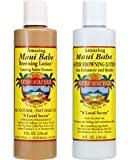 Maui Babe Salon Formula Beach Pack For Indoor Tanning- (2) 8oz Bottles