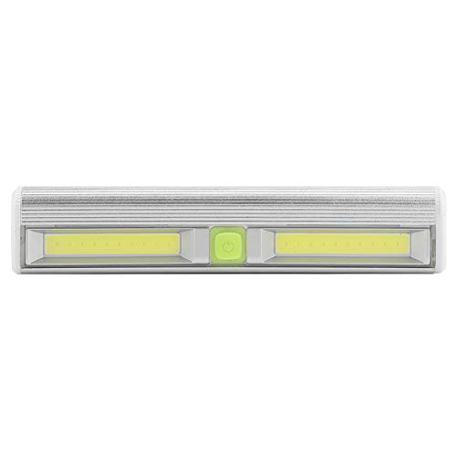 DFKEA Lámpara de Noche LED Multifuncional Escalera de Pared Pasillo Armario Armario Mini luz Blanco