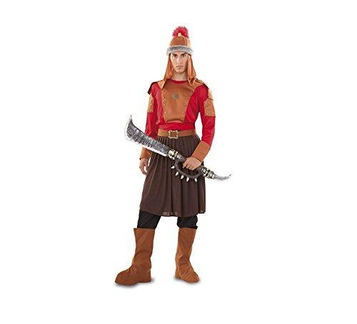 Krieger-Kan-Kostüm für Erwachsene M/L