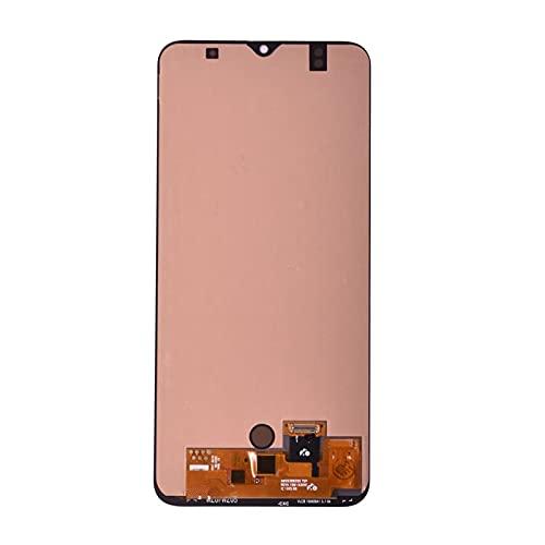 DINGMINGMING Reemplazar la Pantalla AMOLED 6.4 '' FIT FOR para Samsung Galaxy A50 SM-A505FN / DS A505F / DS A505 LCD Pantalla táctil digitalizador Fit para Samsung A50 LCD (Color : No Frame)