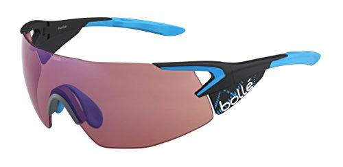 bollé 5Th Element Pro Gafas, Unisex Adulto, Multicolor (Matte Carbone) / Azul,...