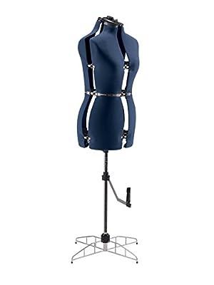 Singer DF250, Maniquí de costura ajustable Torso coser de SINGER