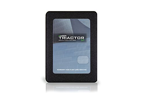 Mushkin Triactor 3DL Solid State Drive (SSD) 120 GB Serial ATA III 3D TLC 2.5