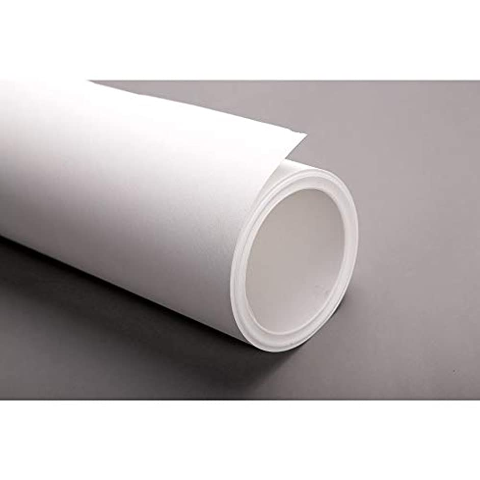 Clairefontaine 1.5x10 m Drawing Sketch Paper Roll, 180 g, White,