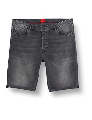 HUGO 634/S Jeans-Shorts, Grey20, 38W Regular Homme