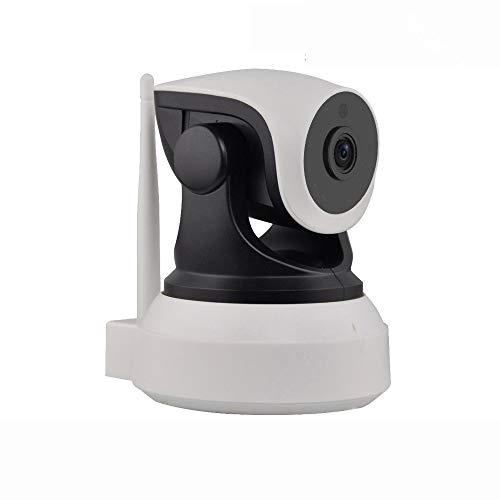 Cámara IP WiFi HD para la vigilancia de interiores con sensor de movimiento y visión nocturna, compatible con iOS y Android. DIYtech (P2P, Pan/Tilt, ONVIF, slot micro SD) Nueva versión