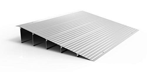 EZ-ACCESS TRANSITIONS Modular Aluminum Entry Ramp, 6
