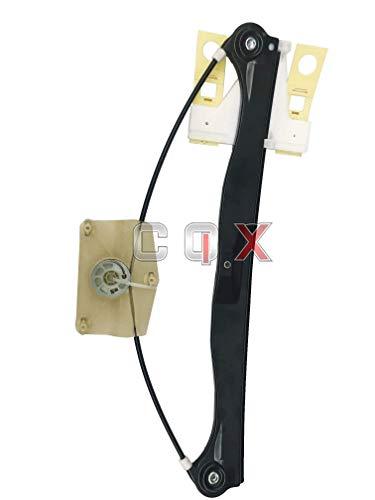 CQX Leve Vitre Electrique sans Moteur Arriere Gauche Chauffeur Conducteur pour A3 Sportback 8PA pour 5 Portes 8P (2003-2012) 8P4839461A