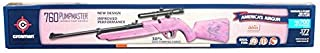 Crosman Pumpmaster 760PX Bolt Action Variable Pump Air Rifle w/4x15 Scope Pink