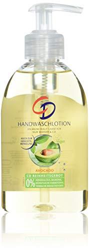 CD Handwaschlotion 'Avocado', 3 x 250 ml, feuchtigkeitsspendende Lotion, auch zur Gesichtsreinigung,...