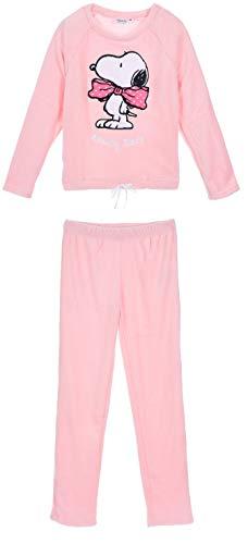 Snoopy Damen Lang Pyjama Schlafanzug