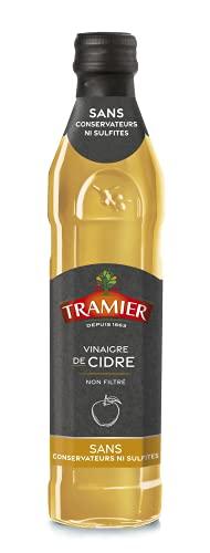 TRAMIER DEPUIS 1863 Vinaigre de cidre non filtré...