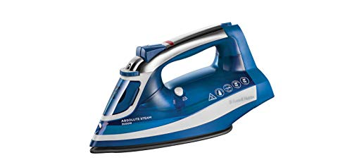 Russell Hobbs 25900 Absolute Steam Iron with Anti-Calc and Self Clean...
