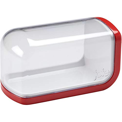 msc butter dishes Joie 1 lb. Butter Dish | Random Colors: Red or Green Base