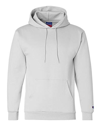 Champion Double Dry Action Fleece Pullover Hood 2XL White