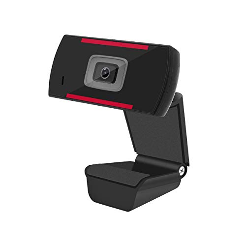 Full 1080p HD USB Webcam with Microphone for Video Conferencing Calls Support Windows/MAC Desktop Laptop