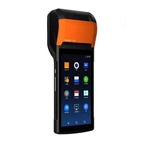 Impressora Térmica Bluetooth Sunmi V2, 58MM, Câmera 5MP, Wi-Fi e 4G - Bivolt