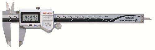 Mitutoyo 500-752-20 - Calibrador digimático, 0-15,24 cm, IP67, 0,01 mm, sin SPC