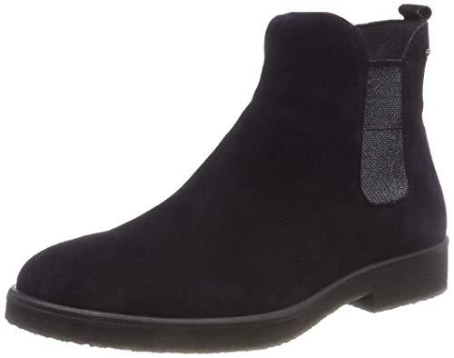 Legero Damen Soana Chelsea Boots, Blau (Oceano 72), 39 EU (6 UK)
