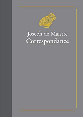 FRE-CORRESPONDANCE (Classiques favoris, Band 4)