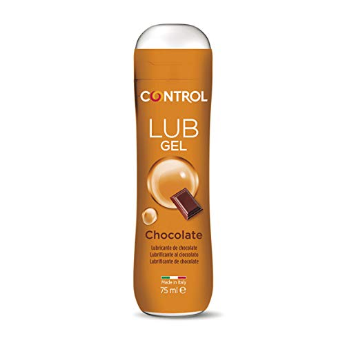 CONTROL Gel Lubrificante Lube Chocolate Trasparente 100% Made in Italy - 75 ml