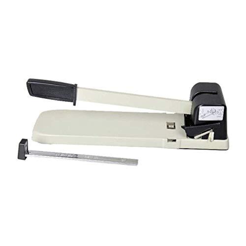 CKQ-KQ Manual Strong Long Arm Type Heavy Machine van het Ponsen 2 Hole Lange Arm Ponsen Double Hole Briefpapier Ponsen kunt spelen 200 Sheets Machine