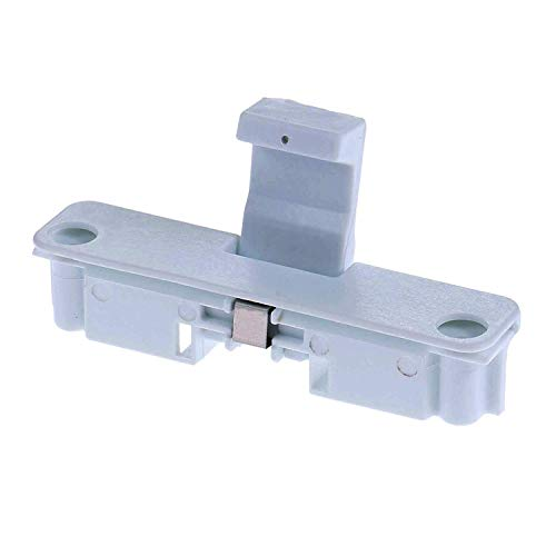 W10240513 Washer Lid Latch Lock Strike, Replace Part # P4514459, PS2579805, AP6017583, Replacement for Whirlpool, Kenmore, Amana, Maytag Roper, Sears