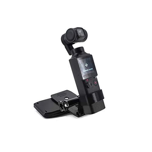Masrin Rucksackhalterung für FIMI Palm Handkamera-Erweiterungszubehör (Schwarz)