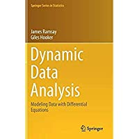 Dynamic Data Analysis: Modeling Data with Differential Equations (Springer Series in Statistics)【洋書】 [並行輸入品]