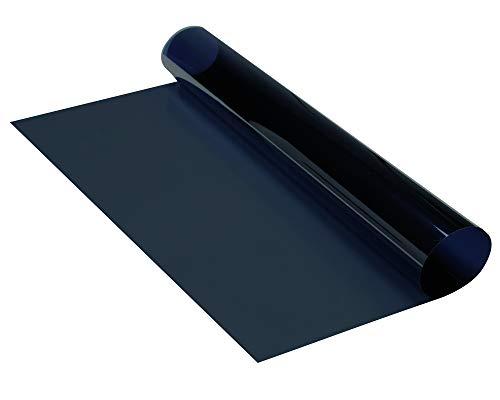 Foliatec 1192 Tönungsfolie BLACKNIGHT REFLEX Superdark, 76 x 300 cm