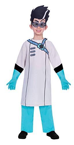 Boys Official PJ Masks Genius Romeo Villain Anti Hero TV Book Film Show Character Fancy Dress Costume…