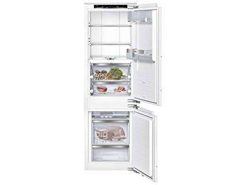 Siemens iQ700 KI84FPD40 Kühlschrank mit Gefrierfach Unterbau Weiß 234 L A+++