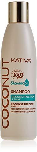 Kativa Coconut Champu x 250 Ml - 250 ml