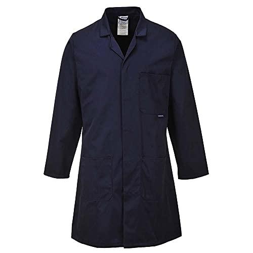 Portwest C852NARL Abrigo de Protection, Standard , L, Azul (Navy)