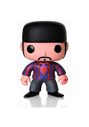 Funko Pop Rock : The Beatles - Ringo Starr 3.9inch Vinyl Gift for Boys Comedy Band Fans...