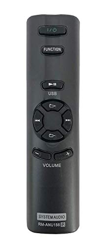 SimplyFab� Remote Compatible with Sony Audio/Music System SA-D10, SA-D100, SA-D40 Sony Home Theater System Remote RM-ANU156