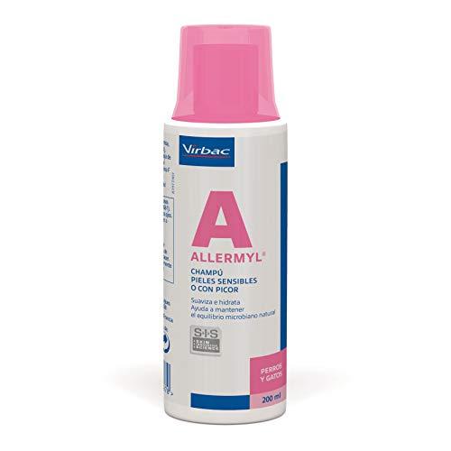 Virbac Allermyl Allergie-Shampoo 200 Ml