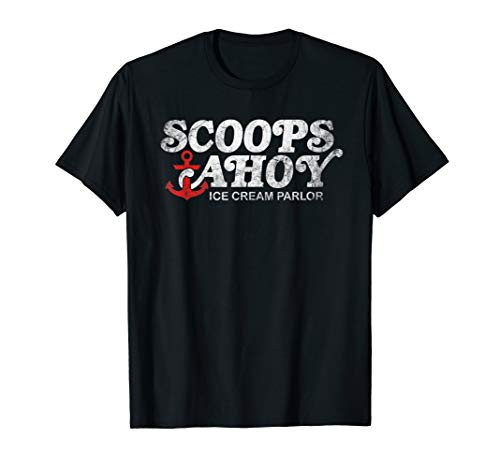 Scoops Ahoy Ice Cream Parlor Shirt
