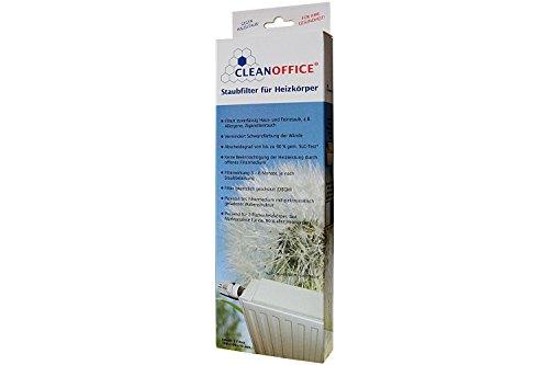 Clean Office 16.820.00.10 Staubfilter Heizkoerper-3er Pack