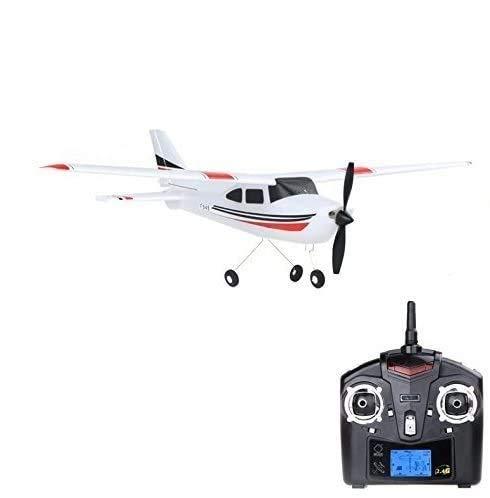 s-idee® Avión Cessna F949 teledirigido con tecnología de 2,4 GHz con batería de polímero de litio