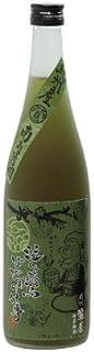 紀州 鶯屋 ばばあの梅酒 緑茶梅酒 720ml (新聞包装なし)