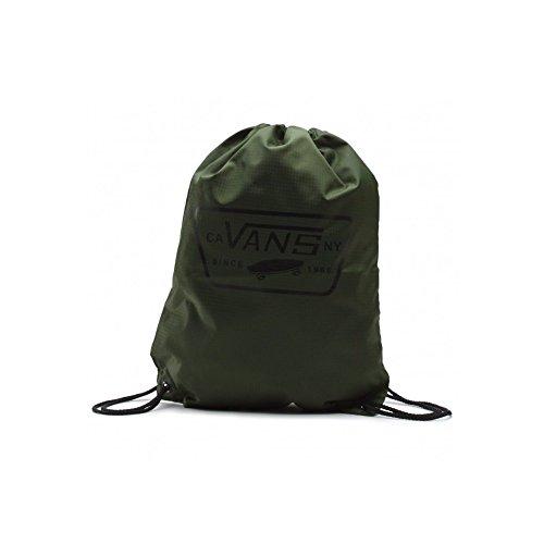 Vans - League Bench, Mochila Unisex Adulto, Verde (Rifle Green), Talla Unica