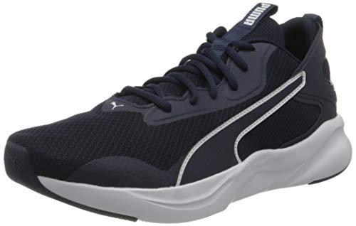PUMA Softride Rift, Zapatillas para Correr de Carretera Hombre, Azul (Peacoat White), 47 EU