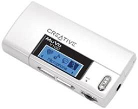Creative MuVo V100 2 GB MP3 Player (White)