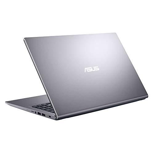 ASUS VivoBook 15 F515JA (90NB0SR1-M07750) 39,6 cm (15,6 Zoll, Full HD, IPS-Level, matt) Notebook (Intel Core i3-1005G1, Intel UHD Graphics, 8GB RAM, 512GB SSD, Windows 10) Slate Grey